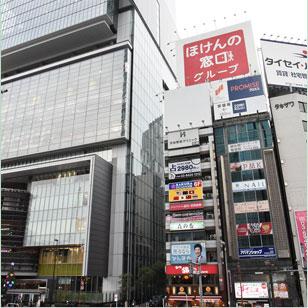 KOKOKARA立川店外観
